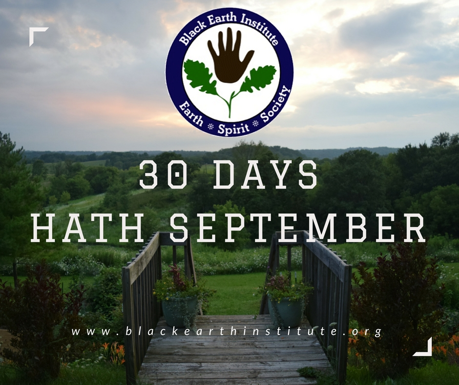 30 Days Hath September daily featured artist
