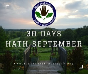 30 Day Hath September daily featured artists