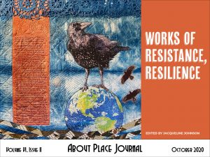 About Place Journal VI.II Works of Resistance, Resilience cover