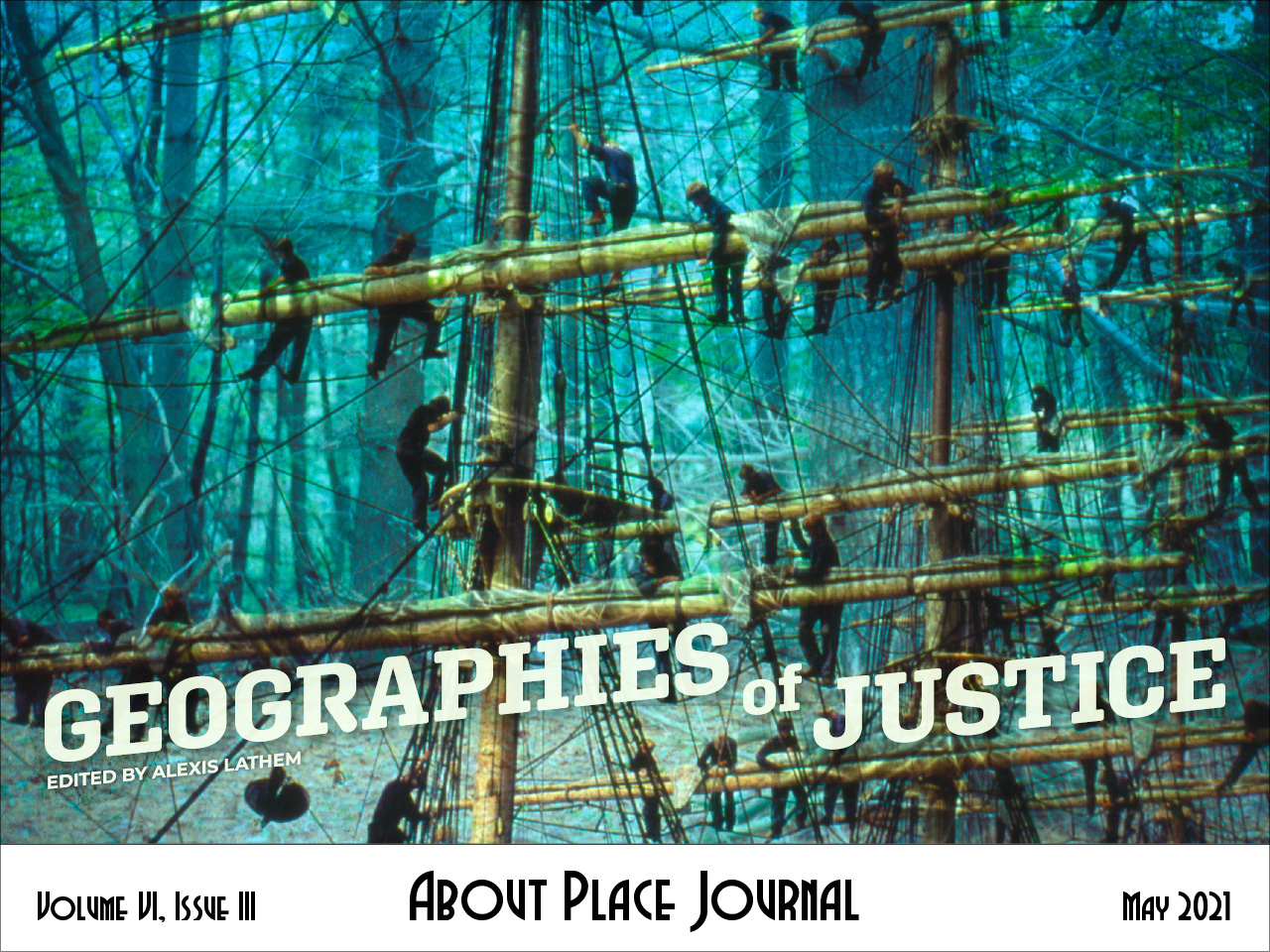 About Place Journal - Geographies of Justice